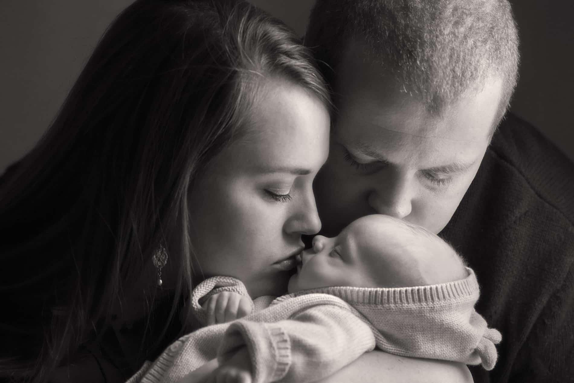Akron Portrait Photographer: family